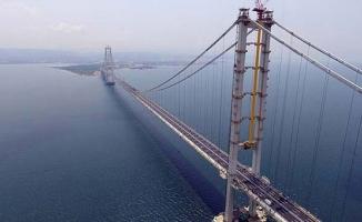 Osmangazi Köprüsü'nden 10 katı cezalı geçti
