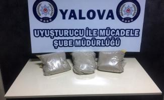 Uyuşturucu tacirleri yakalandı!
