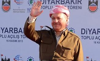 Mesud Barzani'nin istifa ettiği iddiaları yalanlandı