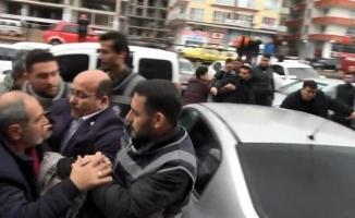 Bursa'da yakalanan zanlıya adliye önünde saldırı!
