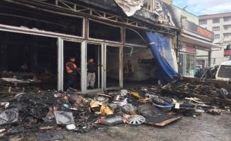 Bursa'da 17 kişinin zehirlendiği yangın kundaklama çıktı!