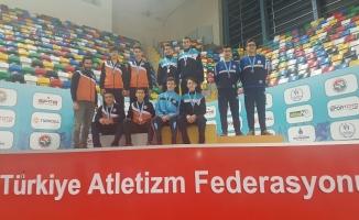 Osmangazi Belediyespor'dan 18 madalya