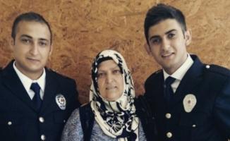Şehit polisin abisi operasyonda yer aldı!