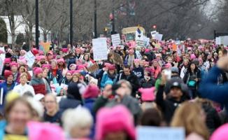 Trump'a kadınlardan büyük şok!