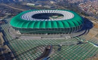 Türkiye, Avrupa'nın en çok stadyum inşa eden ülkesi oldu!