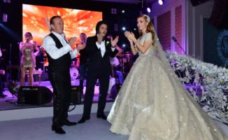 Ali Ağaoğlu'ndan kızına bir düğün de Bursa'da