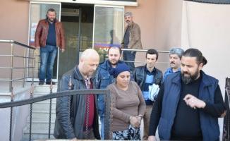 Bursa'da o kadın yakalandı!