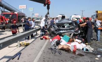 Bursa'da 2 kişinin öldüğü feci kazada flaş gelişme!