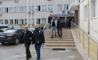 Bursa'daki uyuşturucu operasyonunda 9 tutuklama!
