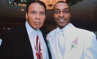 Muhammed Ali'nin oğlu gözaltına alındı