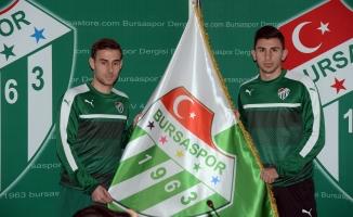 Bursaspor  3 ismi kadrosuna dahil etti!