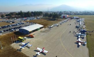Yunuseli Havaalanı'nda tarifeli uçuşlar durduruldu!