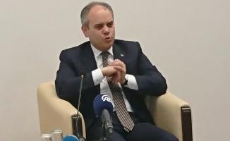 Bakan Kılıç'tan video hakem açıklaması