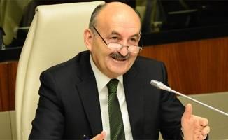 Bakan Müezzinoğlu : 2 ayda 267 bin 984 kişi istihdam edildi