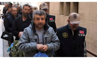 Bursa'da 17 eski polis FETÖ'den tutuklandı!
