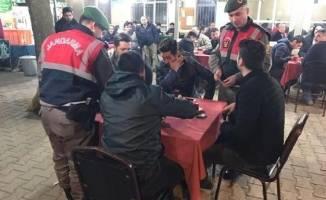 Bursa'da jandarmadan 'Huzur Operasyonu'