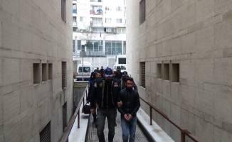 Bursa'da PKK operasyonu! HDP'li yöneticiler gözaltında!