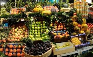 Bursa'da sebze meyve ticaretine teşvik!