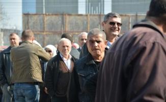 Bursa'da 'seçim' yoğunluğu