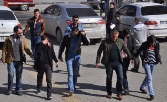 Bursa'daki  'bonzai' partisi karakolda bitti!
