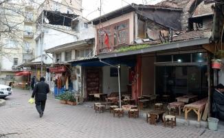Bursa'nın tarihi çarşısı yeniden hayat buluyor