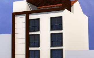 Bursa'ya modern barınma evi