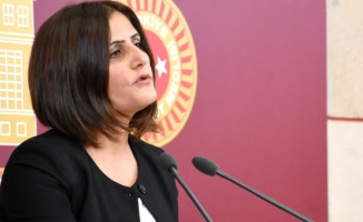 HDP'li Dirayet Taşdemir gözaltına alındı
