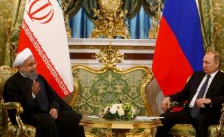 İran askeri üslerini Rusya'ya açtı!