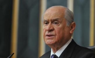 MHP lideri Bahçeli: 16 Nisan milattır