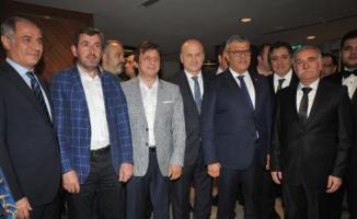 Başbakan Yardımcısı Veysi Kaynak'ın Bursa'da mutlu günü