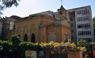 Bursa'da Fransz kilisesi hizmete açılacak