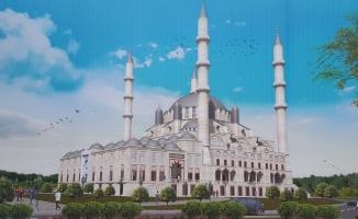 Bursa'da külliyeler yükseliyor