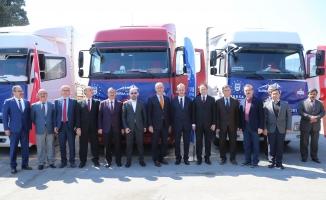 Bursa'da yardımlar eğitim için toplandı
