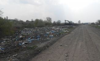 Bursa'nın çöplükleri yeşil alan oluyor