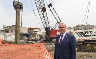 Bursa'nın yeni kavşağında çalışmalar hızlandı