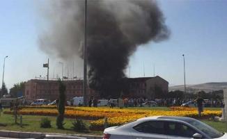 Emniyet müdürlüğüne saldıran 2 terörist yakalandı
