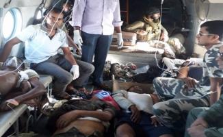 Hindistan karıştı! 24 polis öldü!
