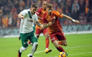 Serdar Aziz'den Bursaspor'a jest