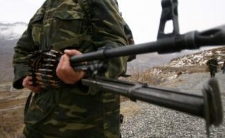 Hatay'da terör operasyonu: 1 asker yaralı