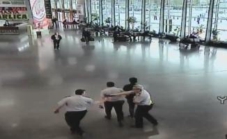 Bursa Terminali'nde nefes kesen kovalamaca