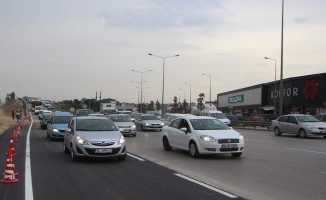 Bursa'nın trafiğini rahatlatacak yol açıldı