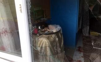 Camdan girip evi taradı! 3 ölü