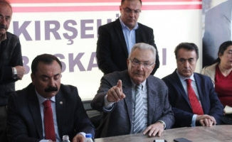 Deniz Baykal'dan 'Başkan adaylığı' açıklaması