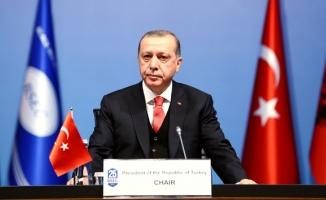 Erdoğan'dan Ermenistan temsilcisine tepki