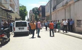Polise bıçaklı saldırı: 2 yaralı