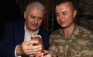 Başbakan Yıldırım'dan asker ailelerine büyük sürpriz!