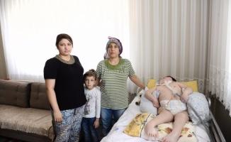 Bursa'da acılı anneden oğlu için Cumhurbaşkanı'na çağrı