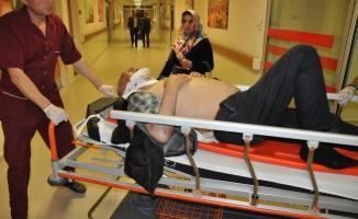Bursa'da feci kaza! Yaşlı adam kurtulamadı