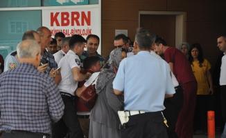 Bursa'da kaza sonrası polise saldırdılar!