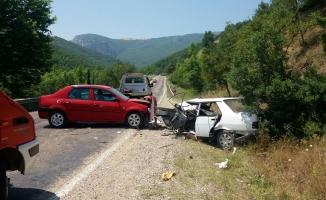 Bursa'da korkunç kazada can pazarı!